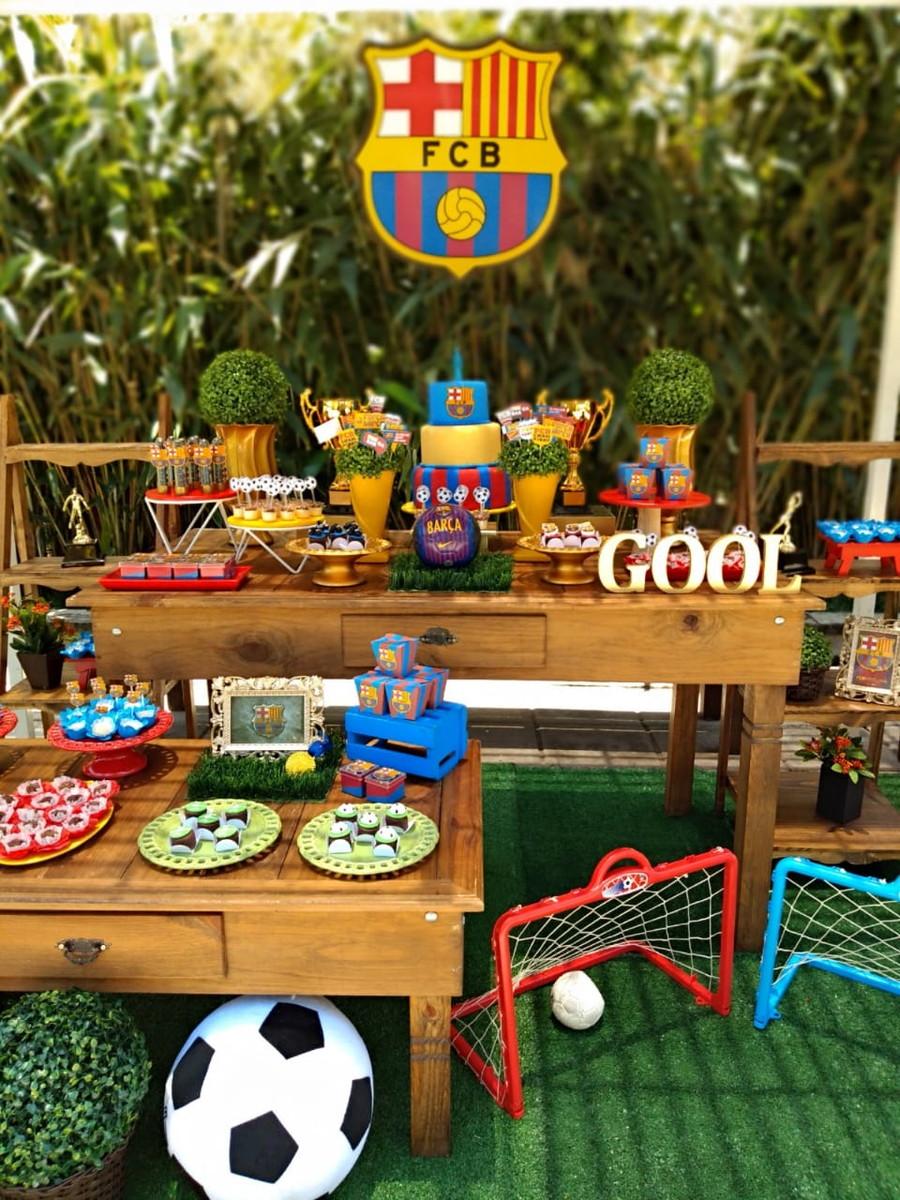 Decoração Barcelona Completa no Elo7  e11a3eef5ac45