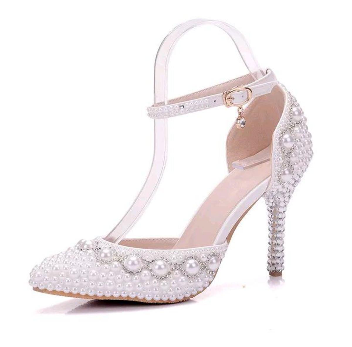 636efd097 Sapato de Noiva personalizado no Elo7 | Cantinho Príncipe e Princesa ...