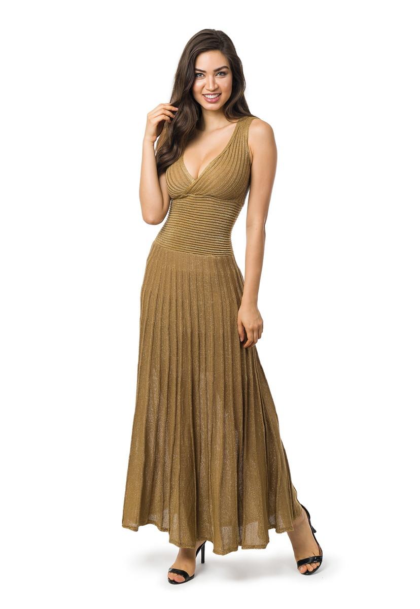 Resultado de imagem para looks completo em lurex vestido doursdo