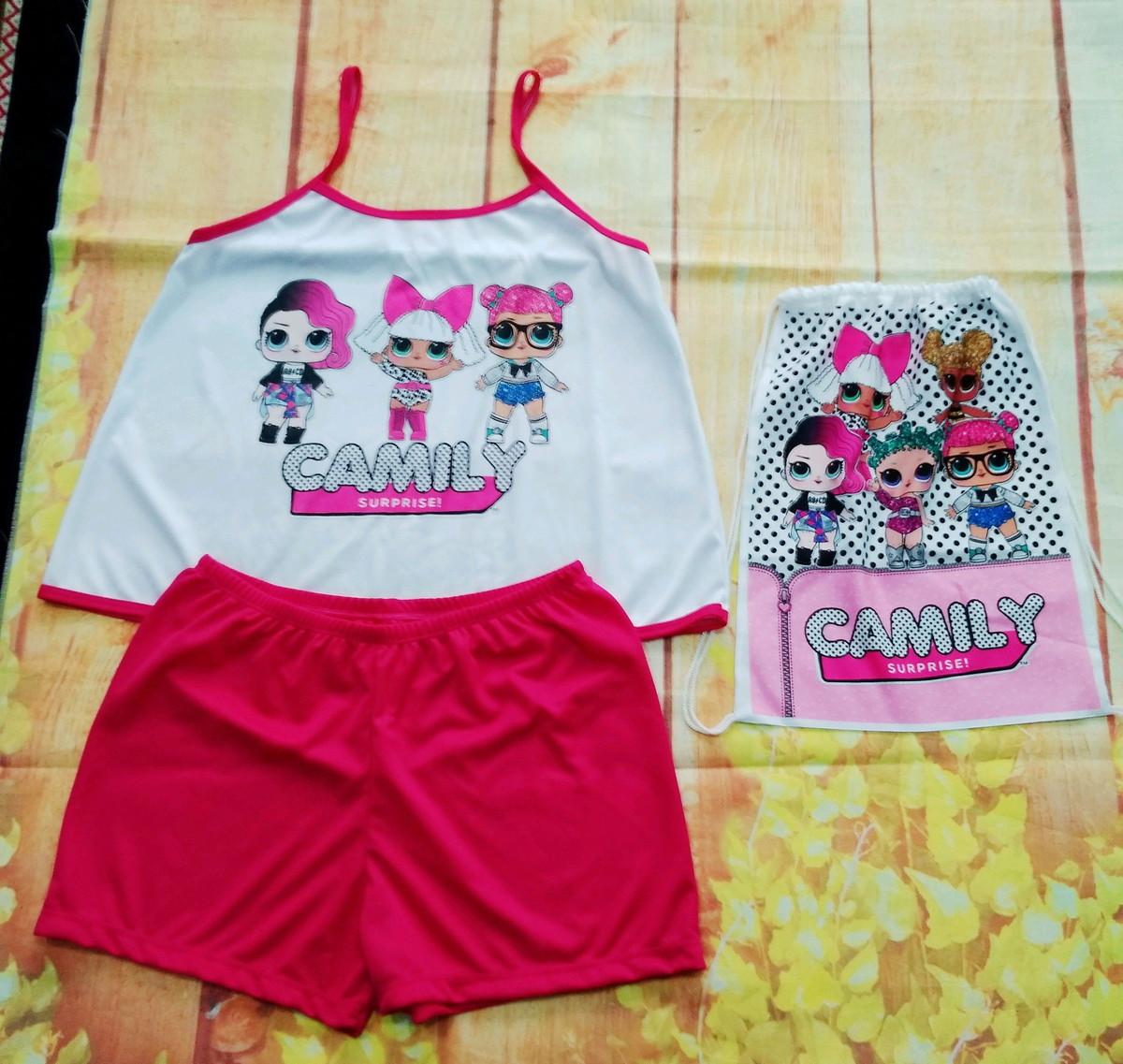 Baby Doll E Mochilinha Lol Surprise No Elo7 Sempre Quiz E06c54