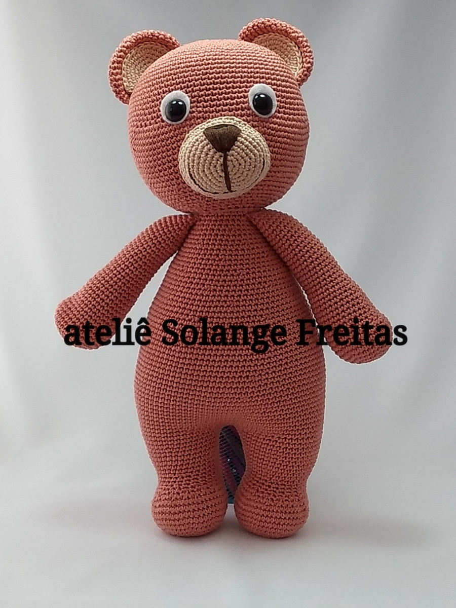 Ana Craftbox - Ursinho.. #amigurumi #croche #crochet... | Facebook | 1200x900