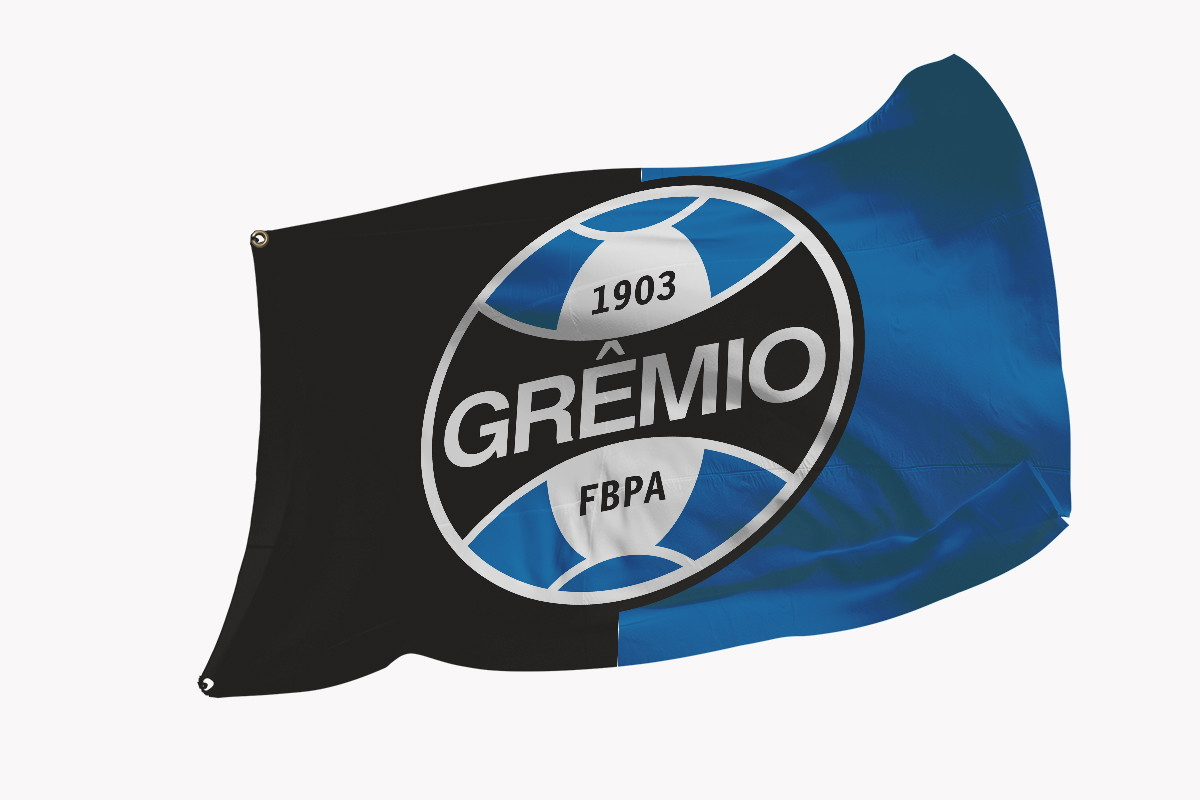 Bandeira do Grêmio - 2m X 1 33ec5094461cf