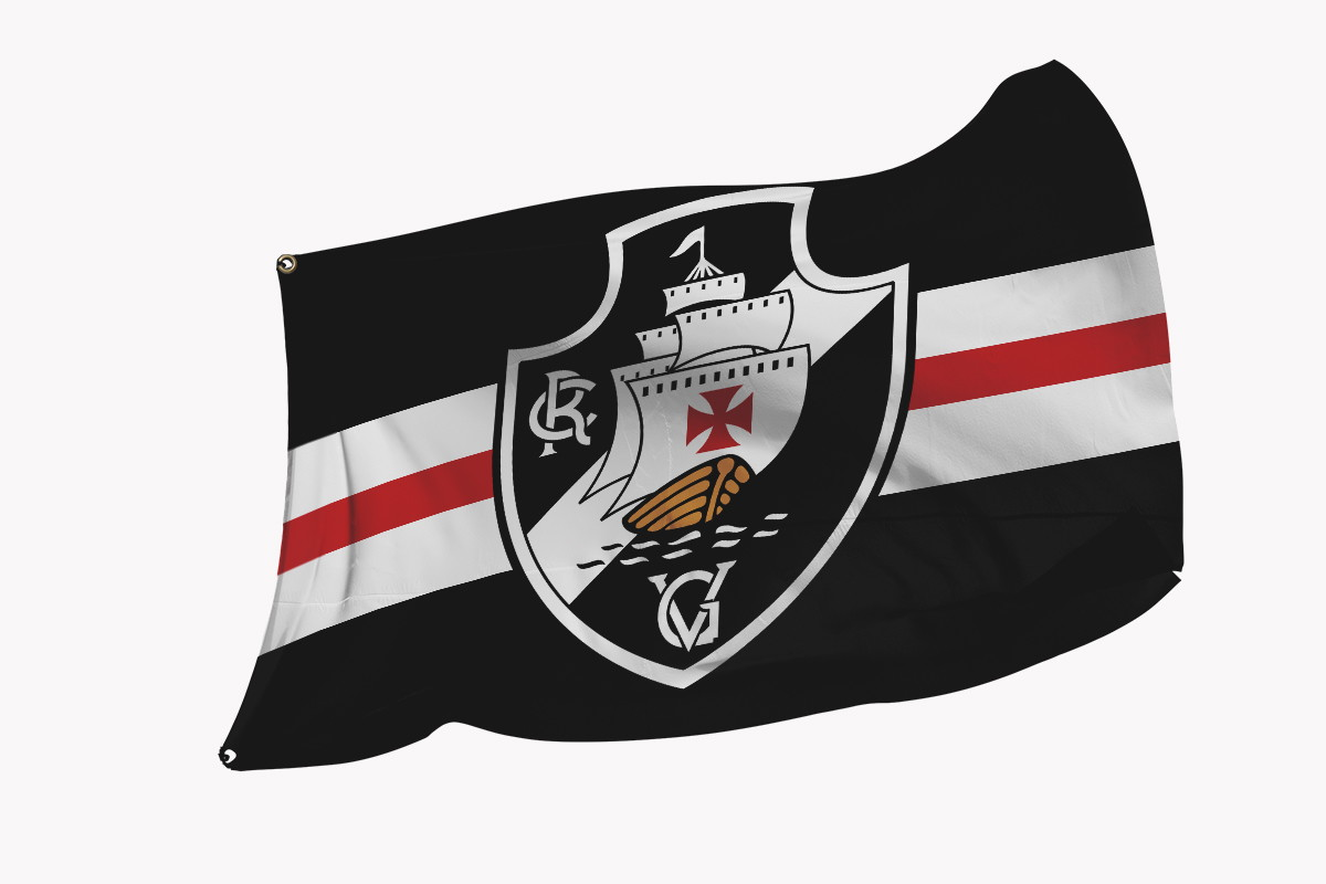 Bandeira do Vasco - 2m X 1 b2b88d4db6c65