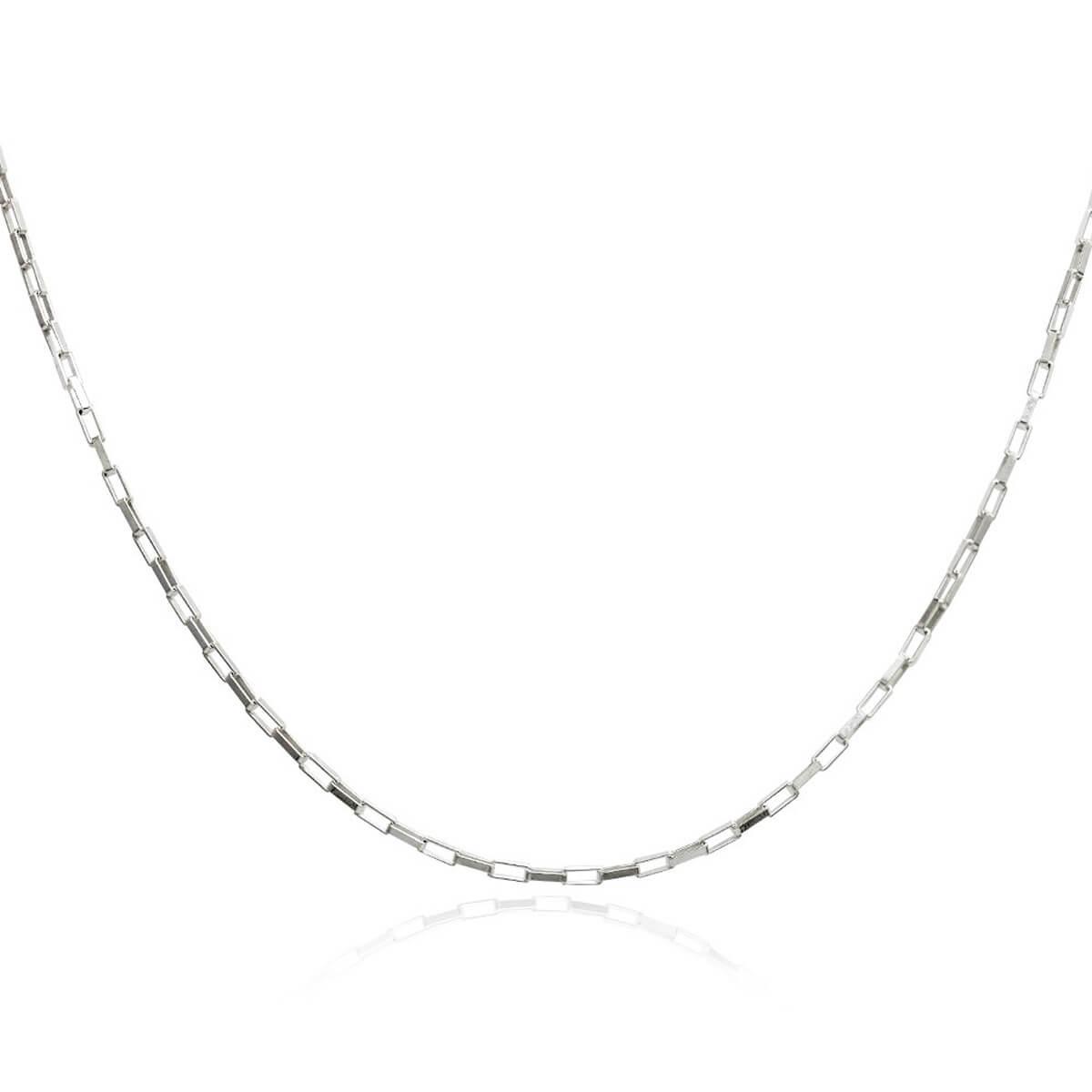 b547eabbb398 Corrente de Prata Cartier Masculina 60 cm em Prata 925