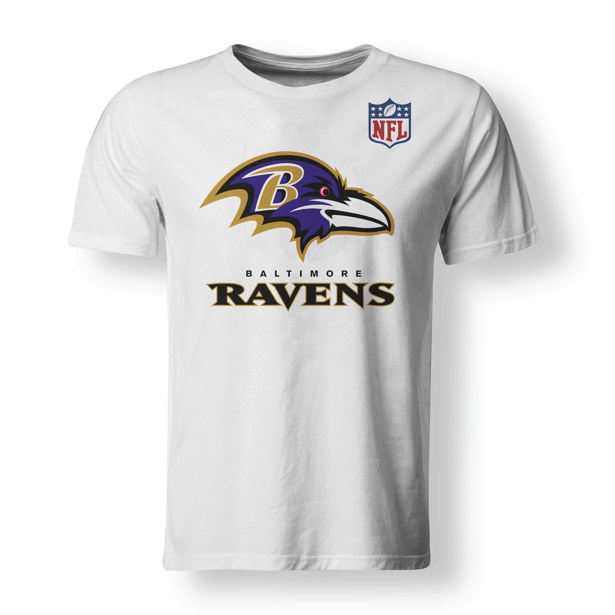9a8ba3963 Camiseta Baltimore Ravens NFL - A3 no Elo7