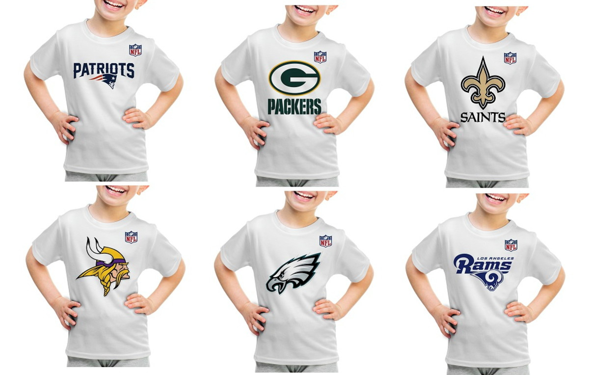 a5162e026 Camiseta Infantil NFL