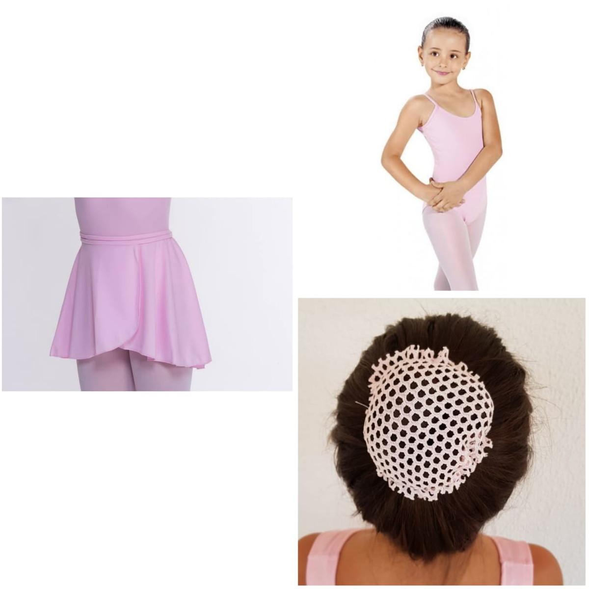 9cedf75e5b Zoom · kit de ballet com collant