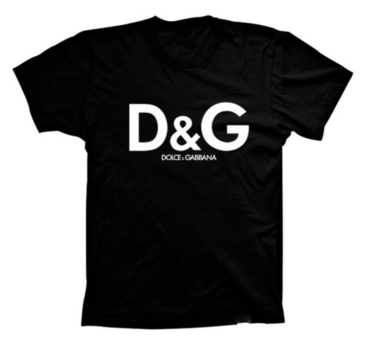 Camiseta D G Dolce   Gabbana Personalizada no Elo7  6df4fef7ebb