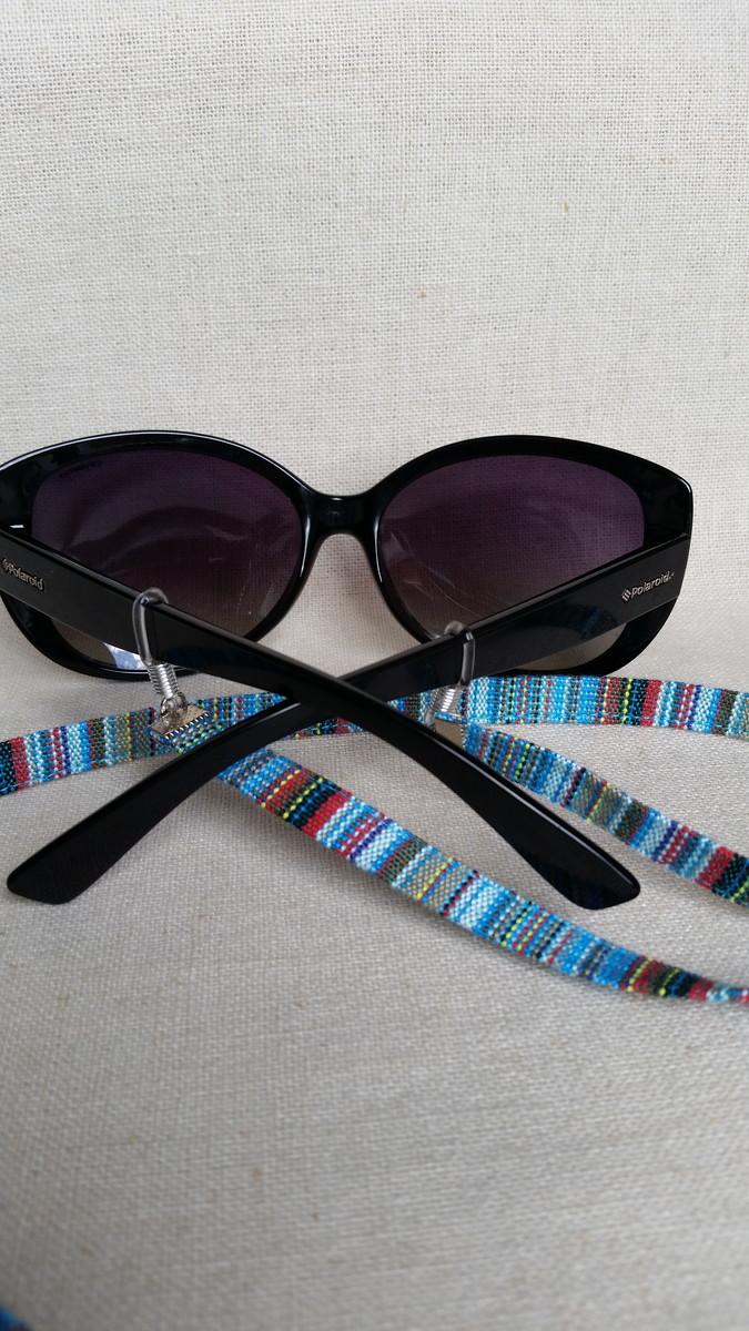 a0eaed569f69d Cordinha para óculos em cordão étnico colorido no Elo7