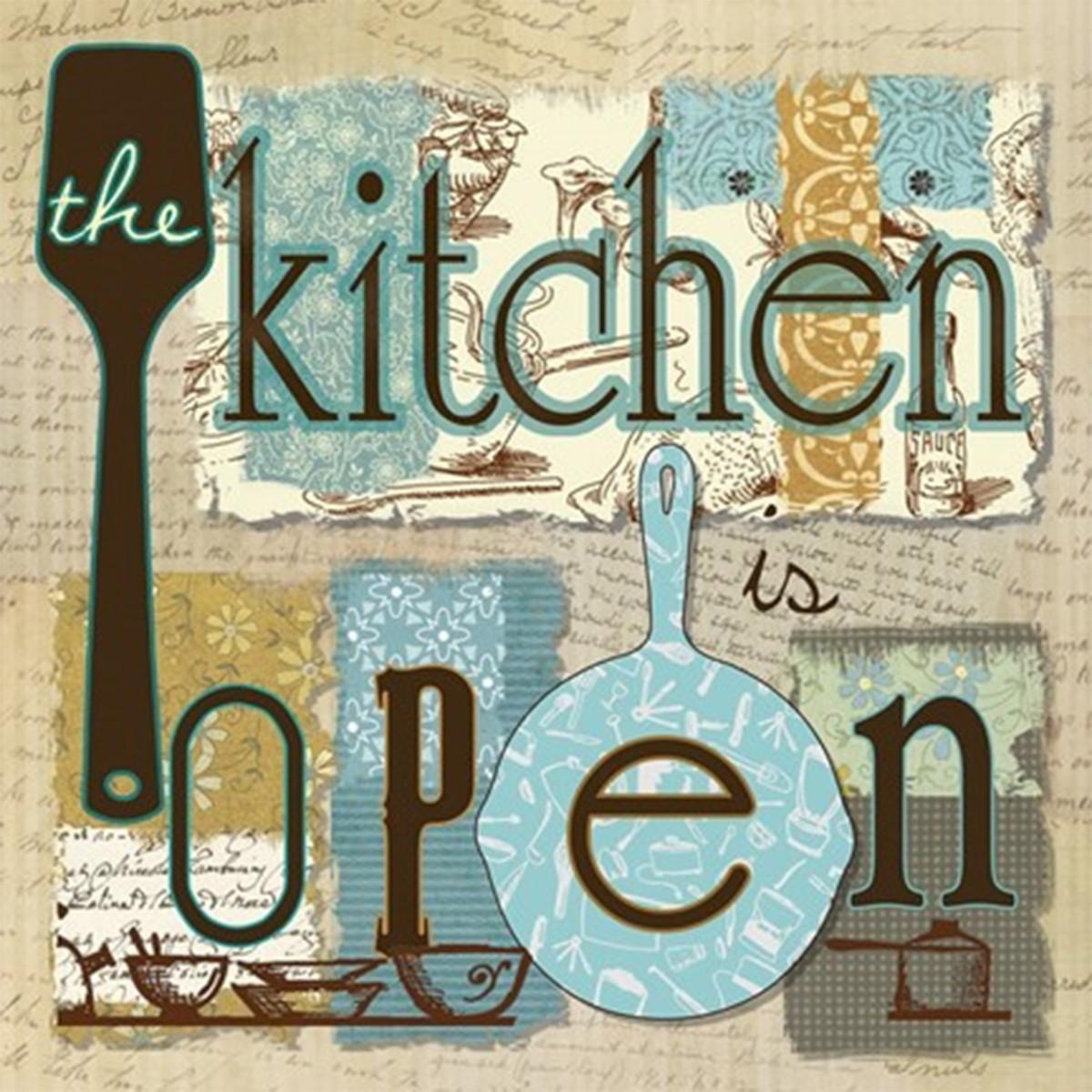 Quadro Poster Vintage Cozinha No Elo7 Encantos Para Casa