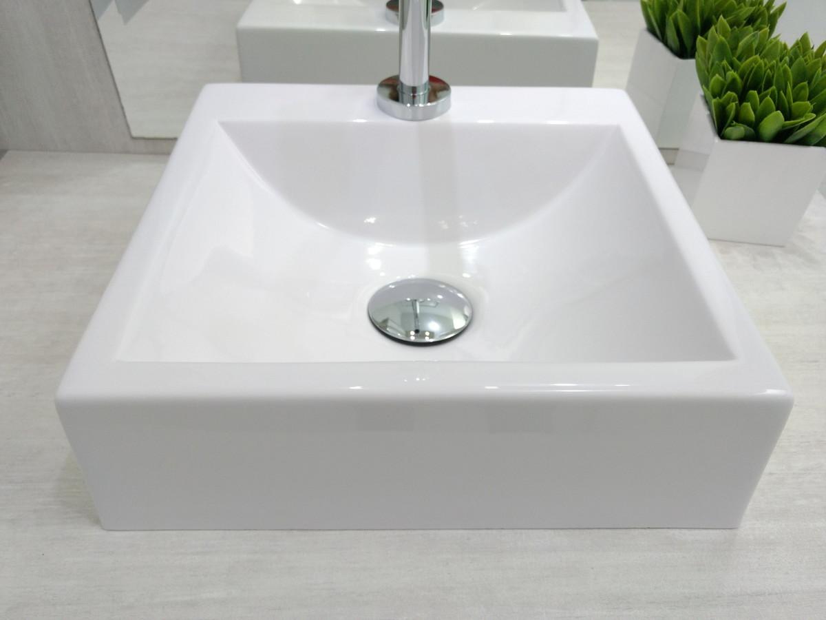Cuba Pequena 32cm Pia Apoio Banheiro Marica Quadrad Branco No Elo7 Alusta Magazine E17509