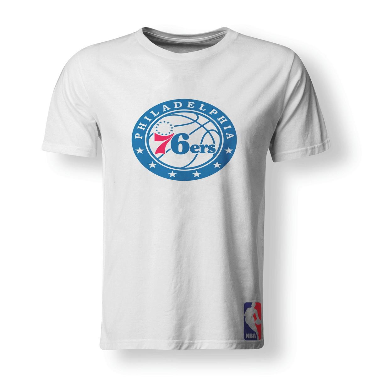 Camiseta Philadelphia 76ers NBA - A3 no Elo7  e48ed2e8620