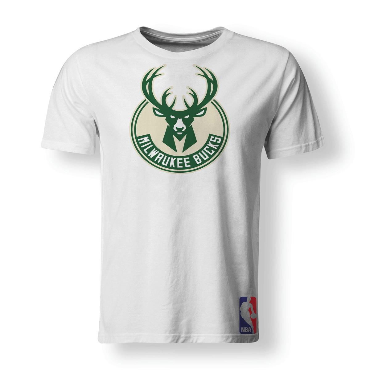 383ede5d3 Camiseta Milwaukee Bucks NBA - A3 no Elo7