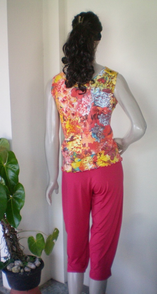 d36ded910 Zoom · Pijama Corsário Clarisse Tamanho 48