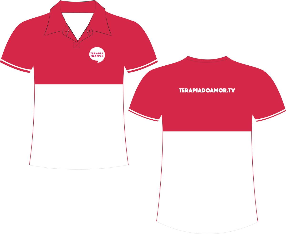 5e375f3e5b Camisa Polo Auxiliares da Terapia do Amor IURD no Elo7