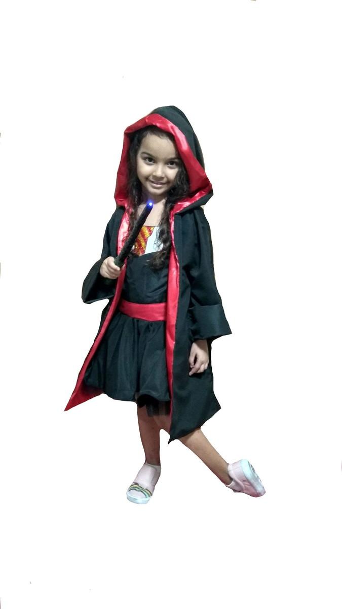 9147532c4 Fantasia Estudante Hermione 4 A 6 Anos No Elo7 Fantasy Kids E25f0e
