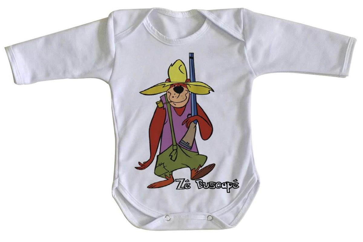 Body bebê roupa nenê Zé Buscapé hanna barbera colmeia desenh no Elo7 ... 6f37a34614759