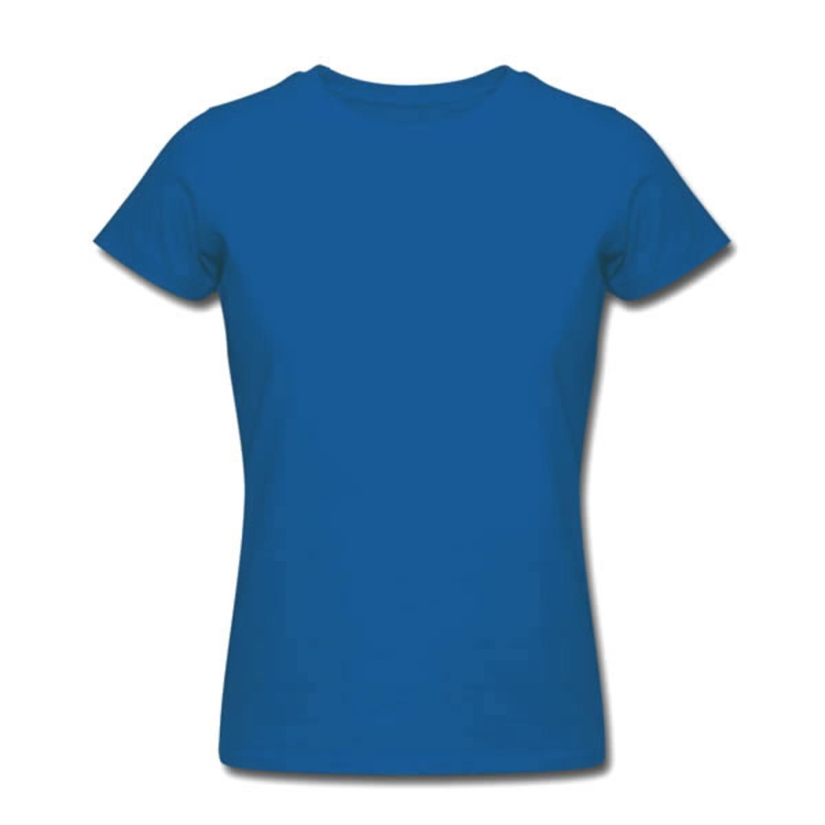 e725d08bd0994 Baby Look lisa Azul - 100% algodão 30.1 no Elo7