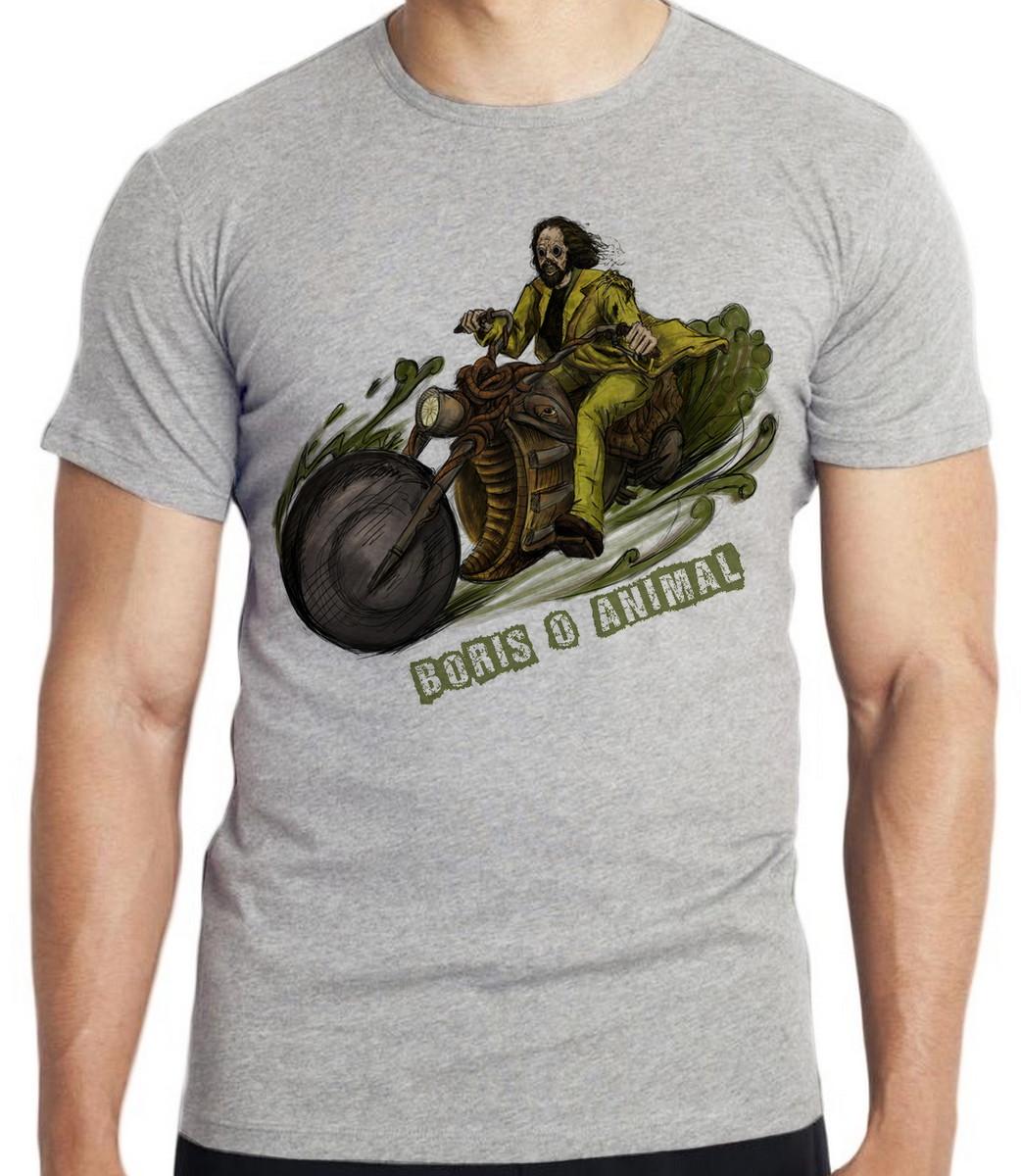 2791836ba camiseta infantil blusa criança boris animal mib homens pret no Elo7 ...