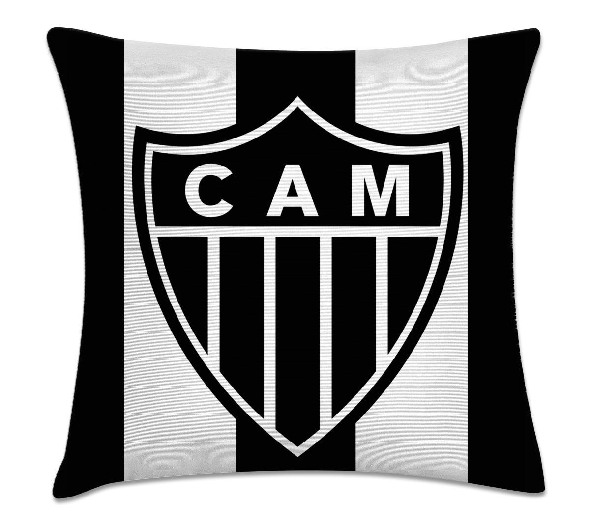 bfe94f27a6 capa de almofada time Atlético Mineiro no Elo7