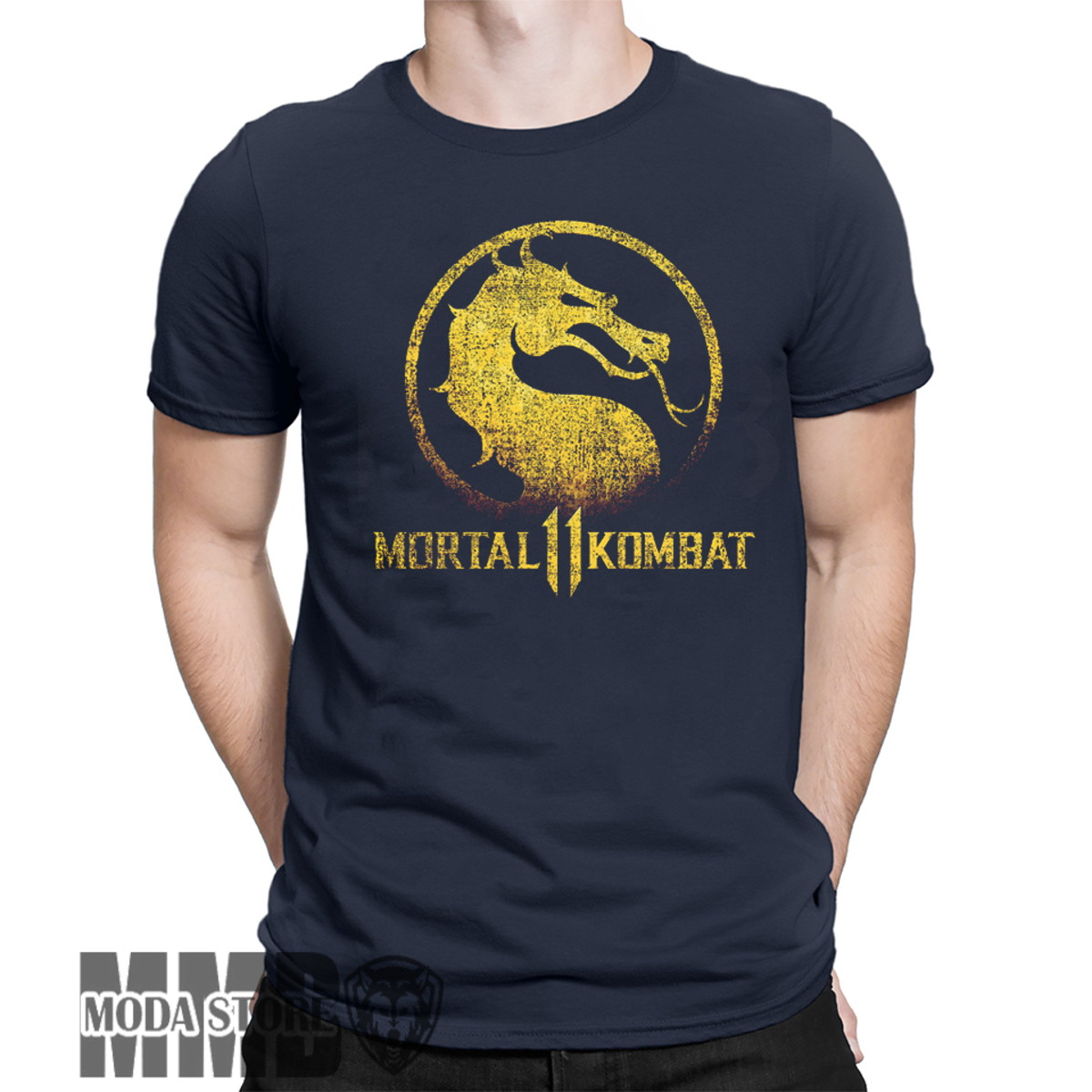 mortal kombat logo 11