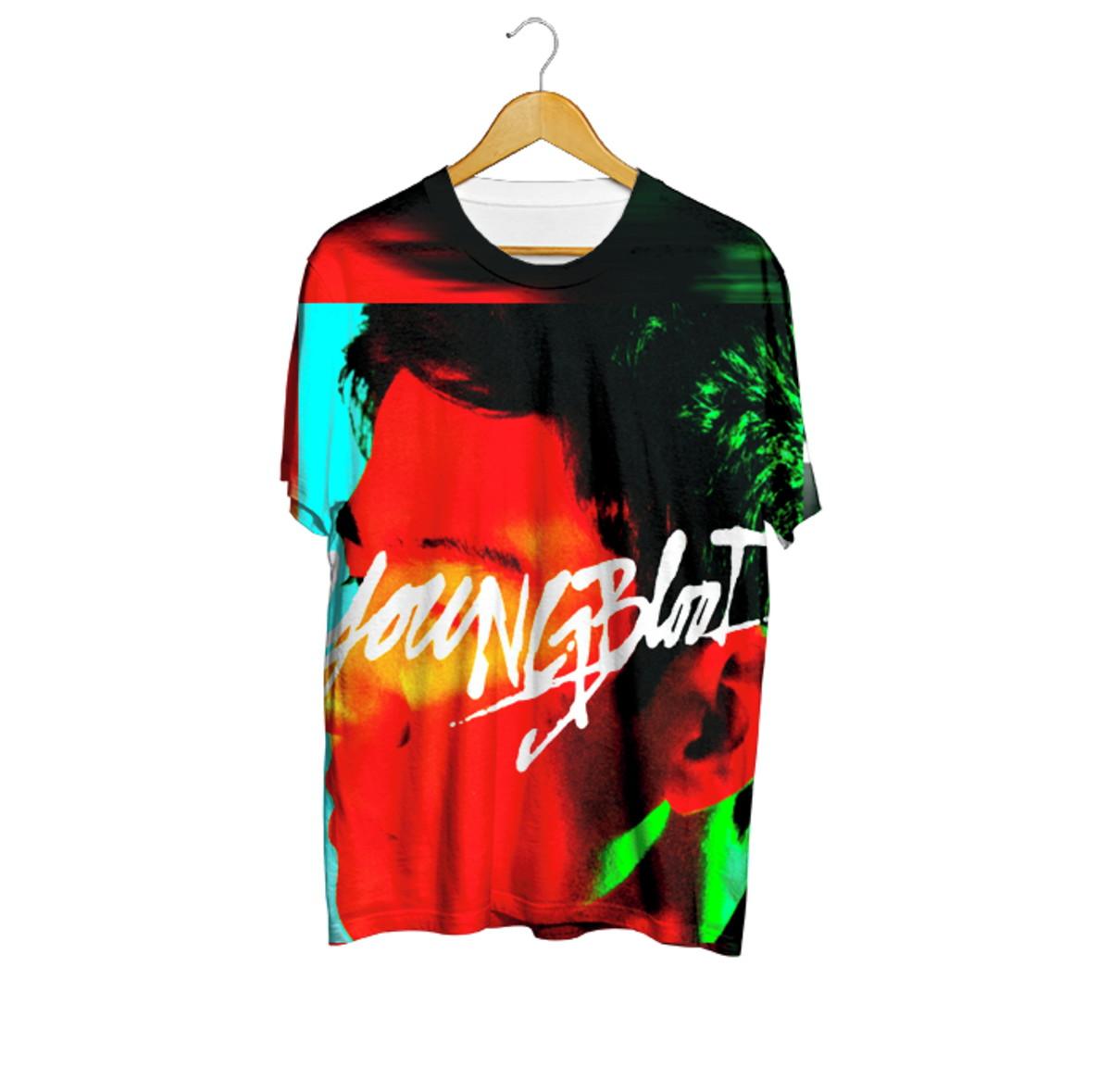 78d9e11626a Camiseta Calum Youngblood - 5 Seconds Of Summer no Elo7