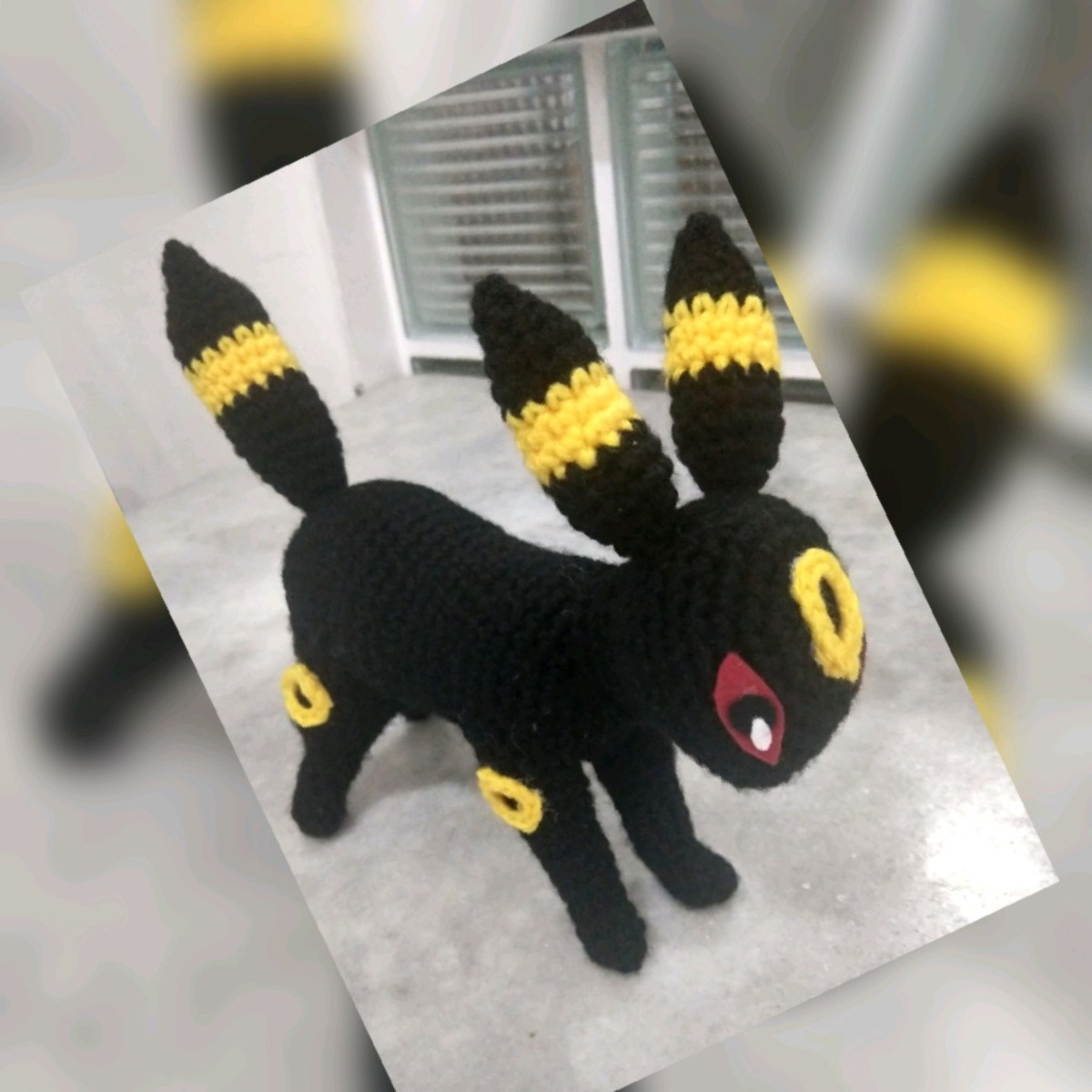 WolfDreamer: Umbreon Plushie | 1200x1200