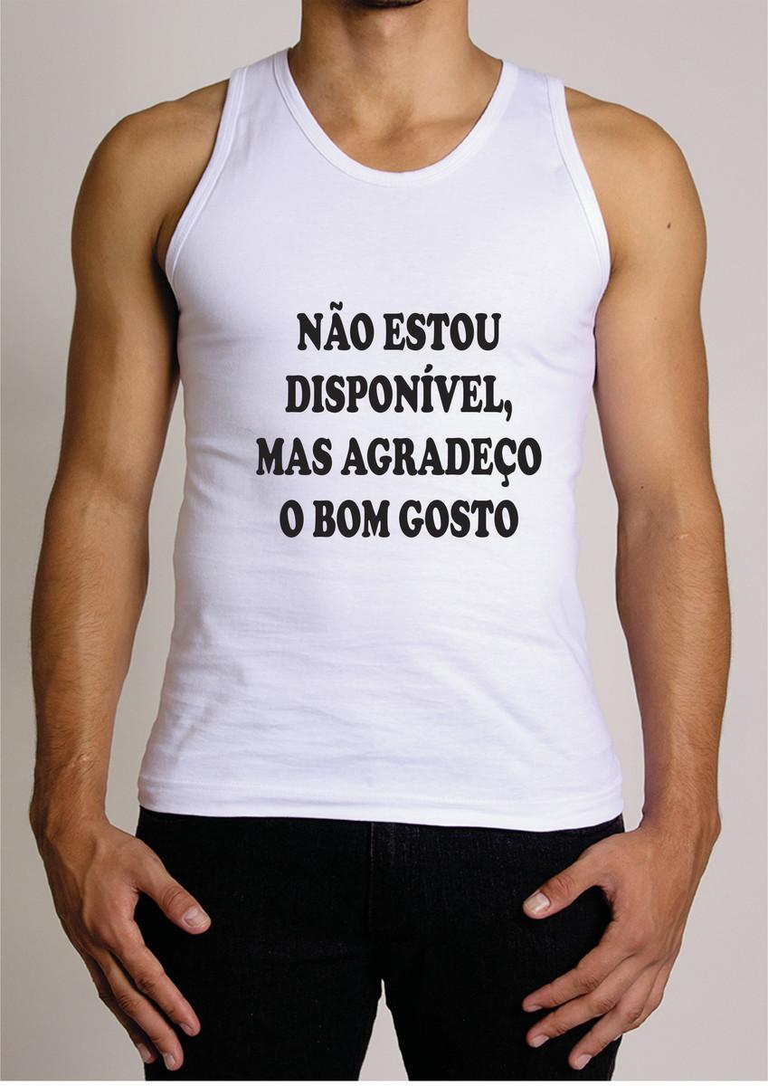 Camisa Regata Masculina no Elo7  b942f9081eb