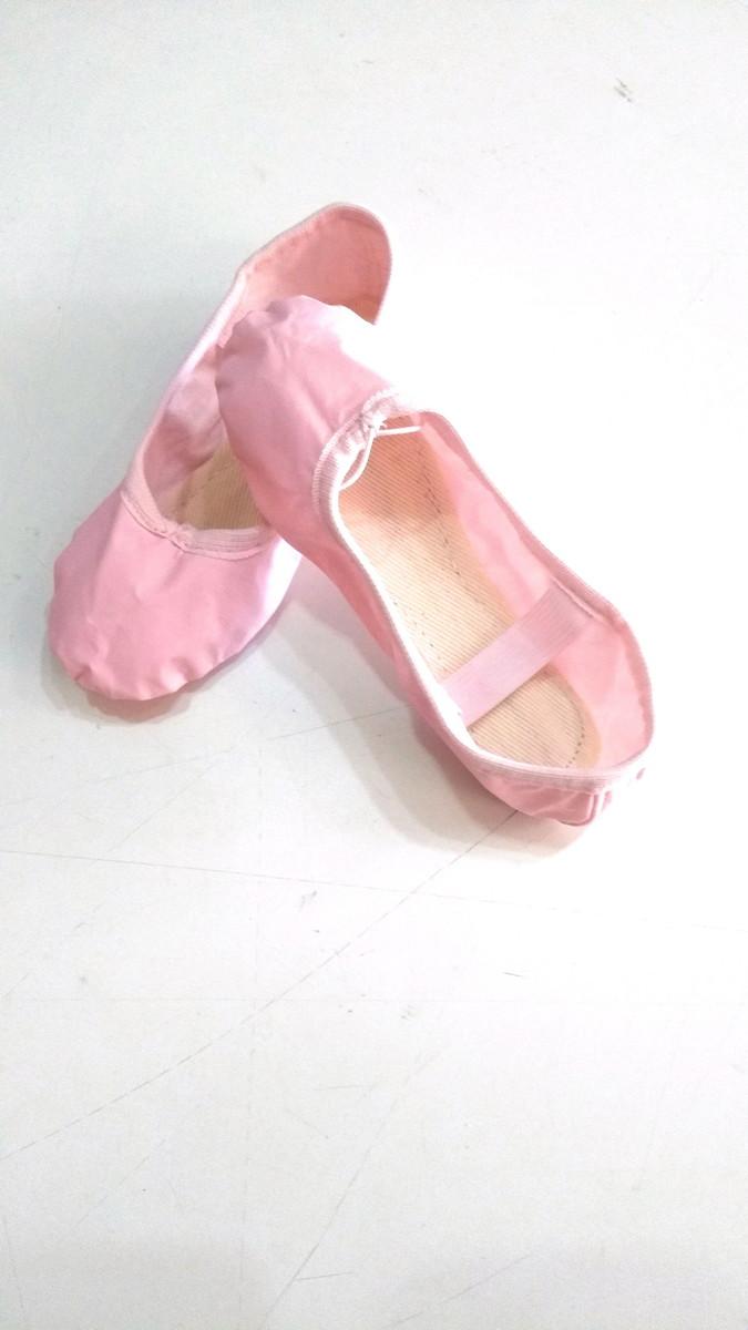 887a3dbb18af1 Sapatilha korino sintético Rosa no Elo7   Gran Ballet Fantasias (CC10C5)