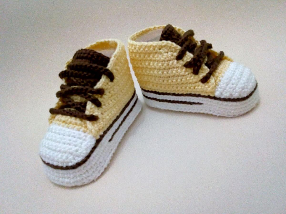 9deecb1b28 Tênis para bebê tipo all star- 0 a 3 meses no Elo7