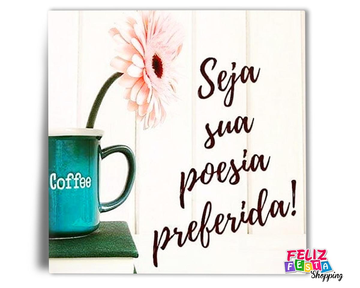 Azulejo Seja sua poesia preferida no Elo7  e76afbad53f2d