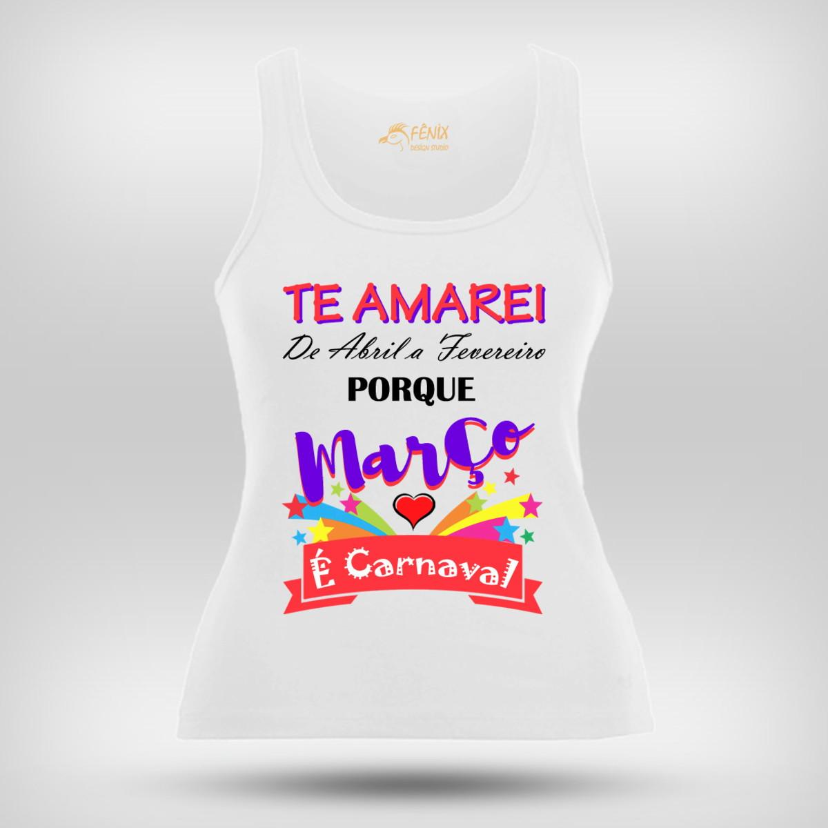 Regata Masculina ou Feminina Carnaval Promoção no Elo7  2ee95afb05b32