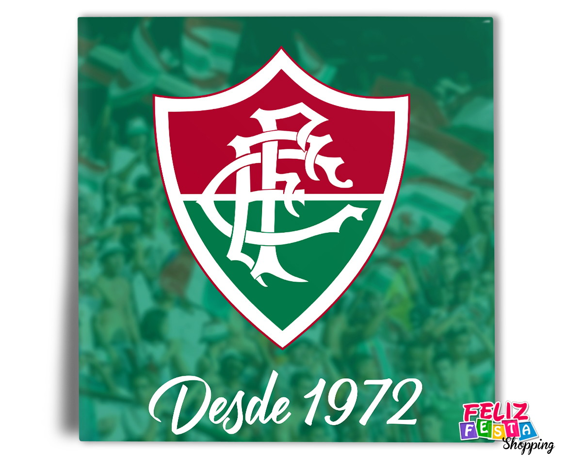 Azulejo Fluminense Futebol desde ano personalizado 20x20 no Elo7 ... 13774c644ebb8