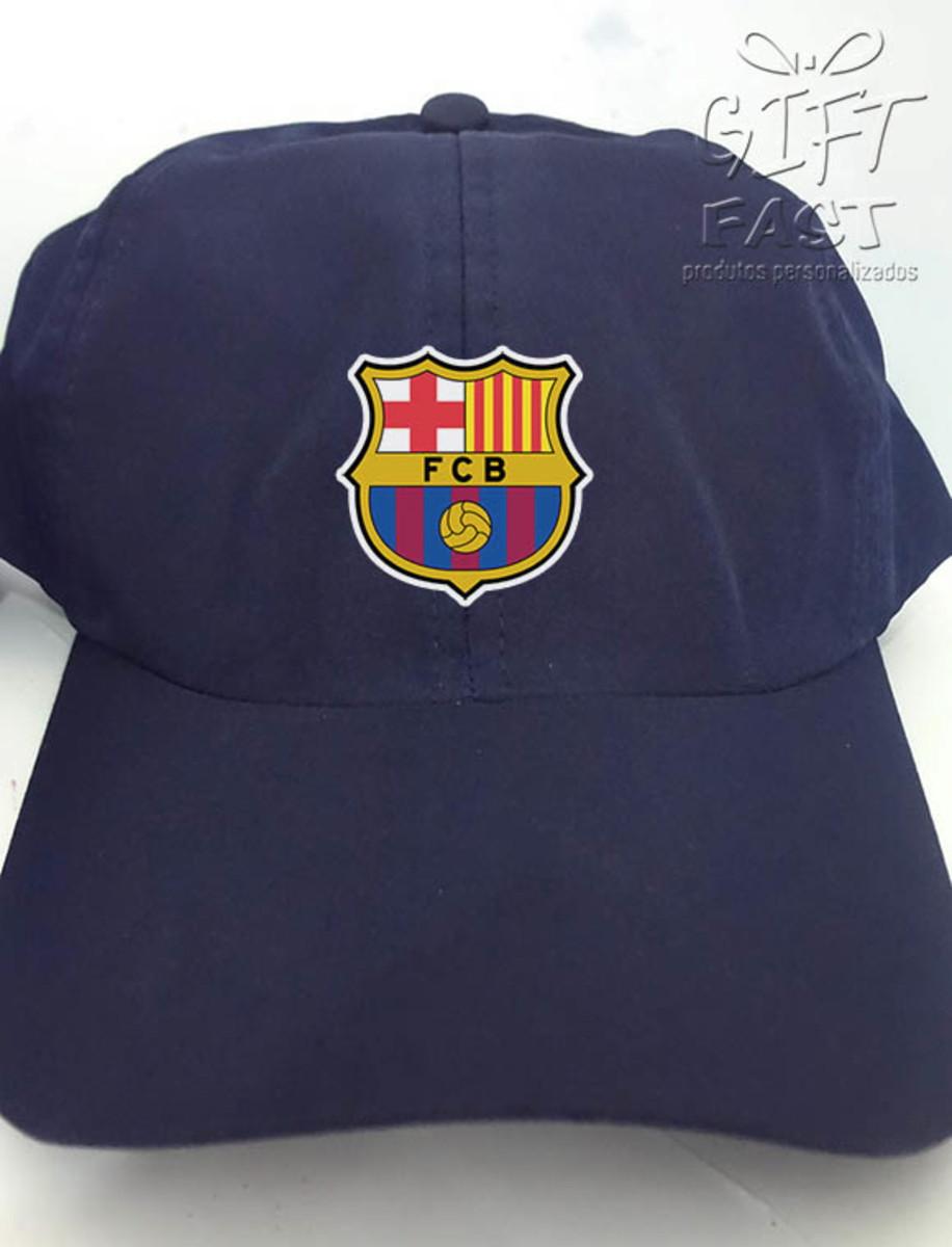 134272eee3d05 Boné adulto Barcelona (+ 7 anos) no Elo7