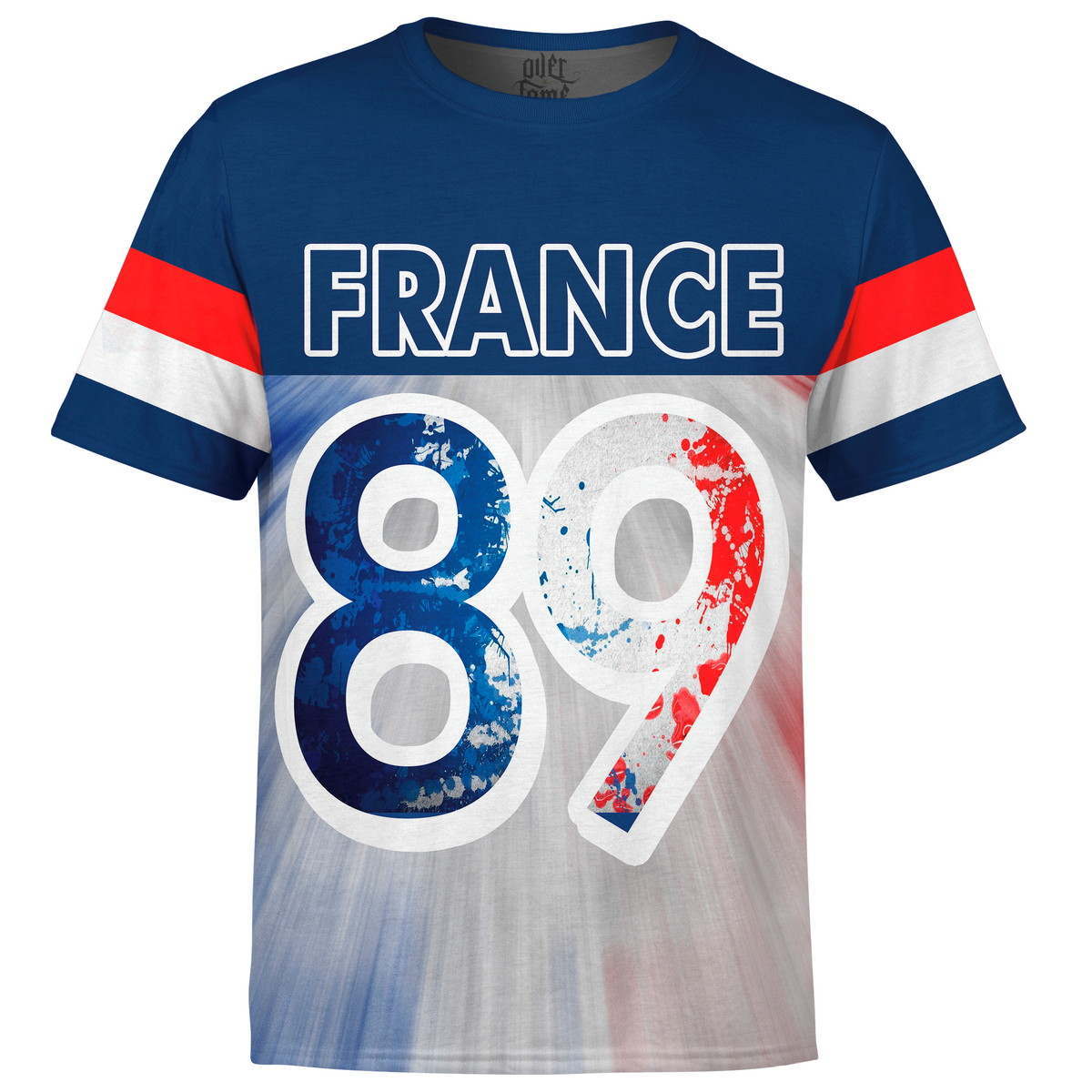 Camiseta masculina França France MD01 no Elo7  262b93844f467