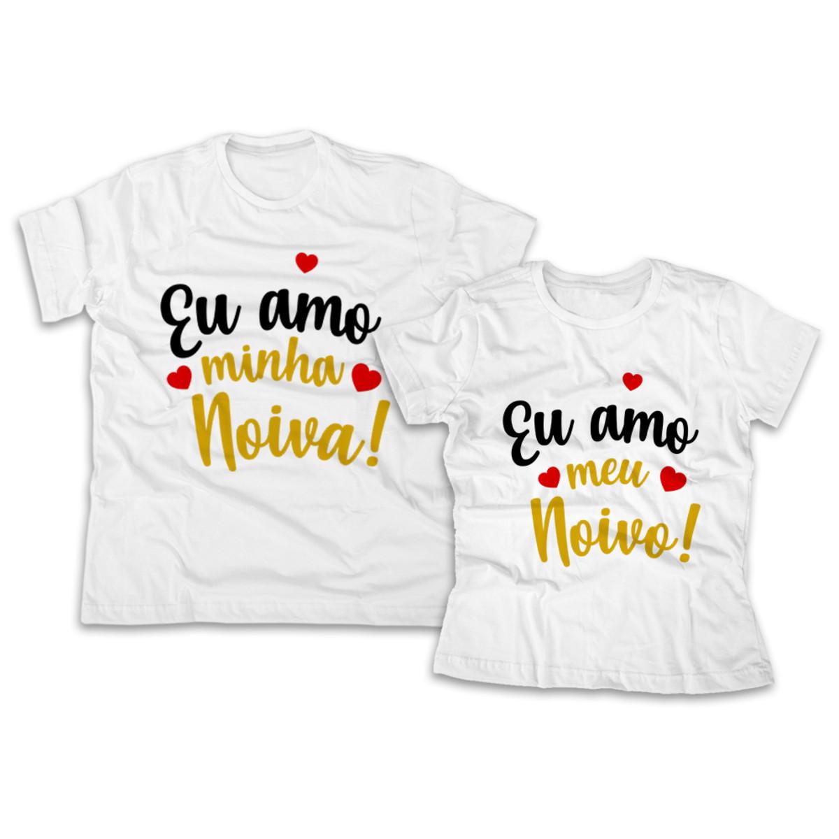 b19a046c9c Camiseta Personalizada para Noivos no Elo7