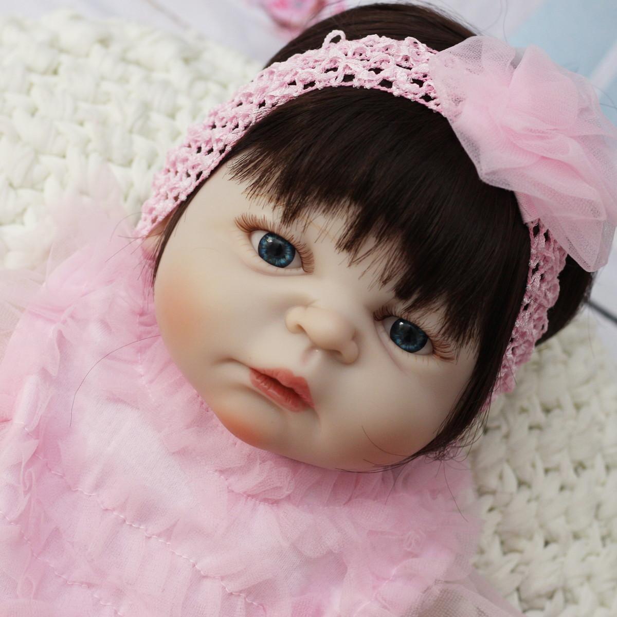 c4eb93013 Pronta Entrega Boneca Bebê Reborn Silicone Enxoval Completo no Elo7 ...