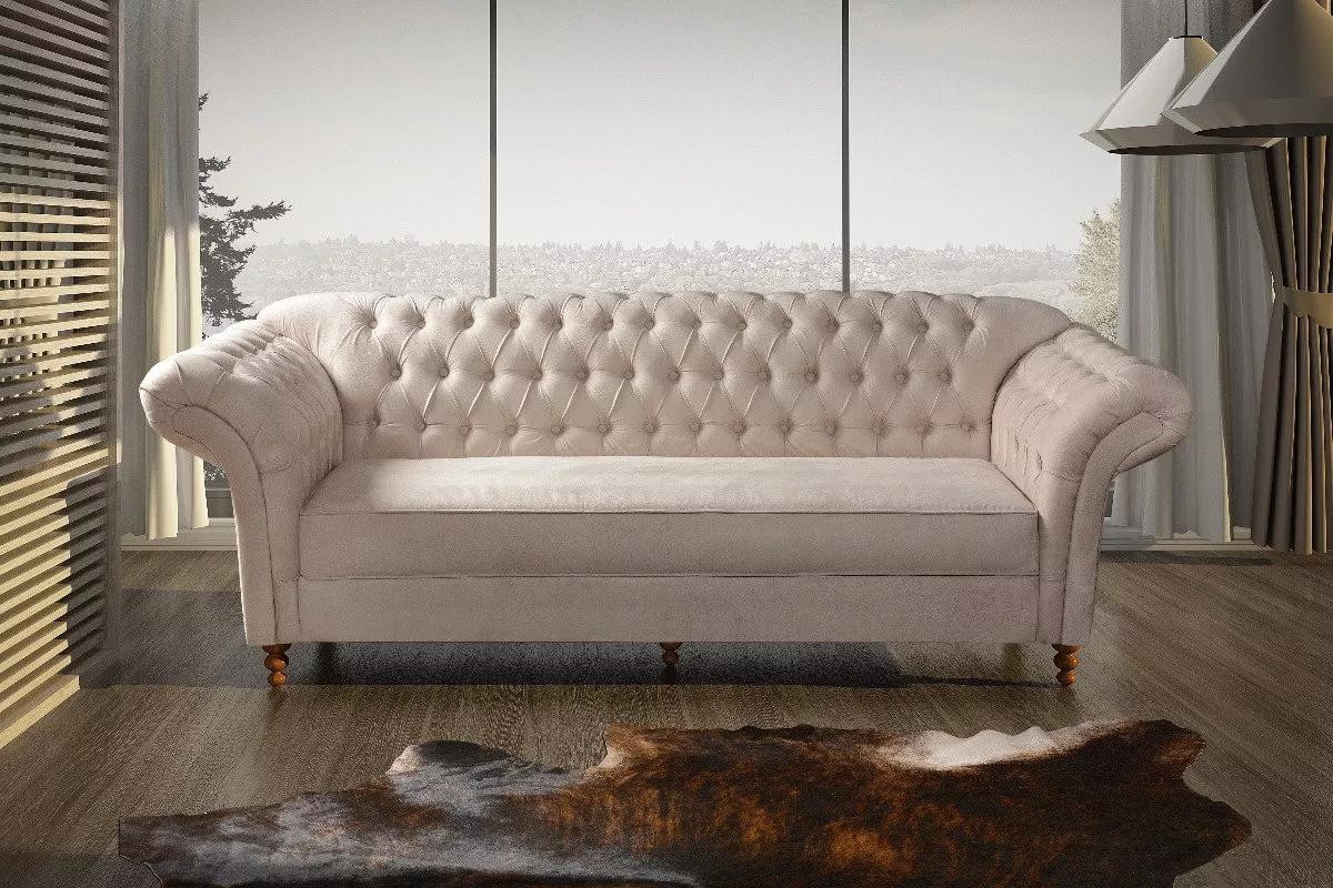 Swell Sofa Classico Chesterfield Ingles Tres Lugares Caraccident5 Cool Chair Designs And Ideas Caraccident5Info