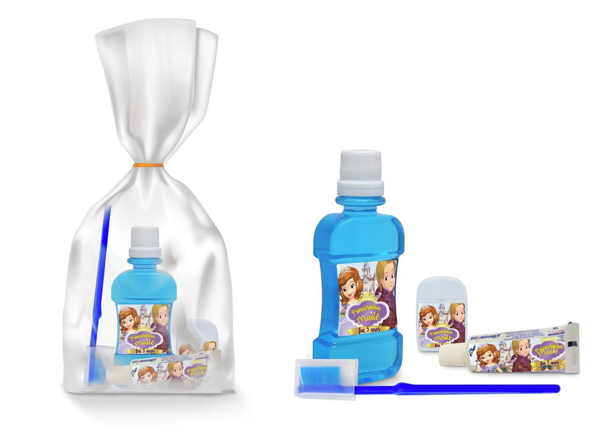 19e26563c Kit Higiene Bucal Infantil - Lembrancinha no Elo7