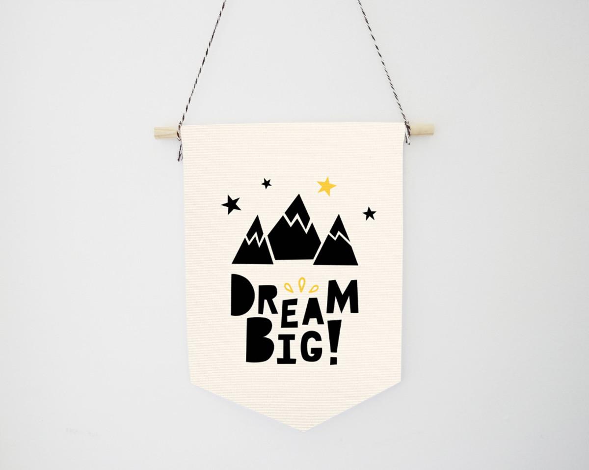 3c21c03127 Flâmula big dream no Elo7