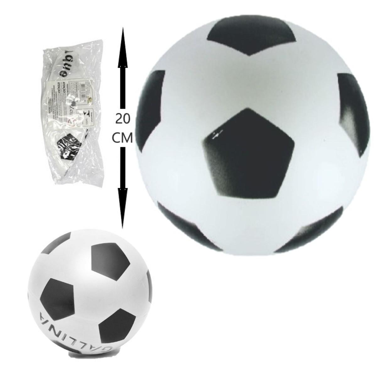 a0de80d9b Zoom · Bola futebol vinil dente de leite lembrancinha festa social