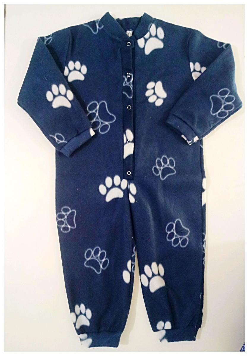 cd8e8e63189afb Macacão Pijama Soft (4 anos)