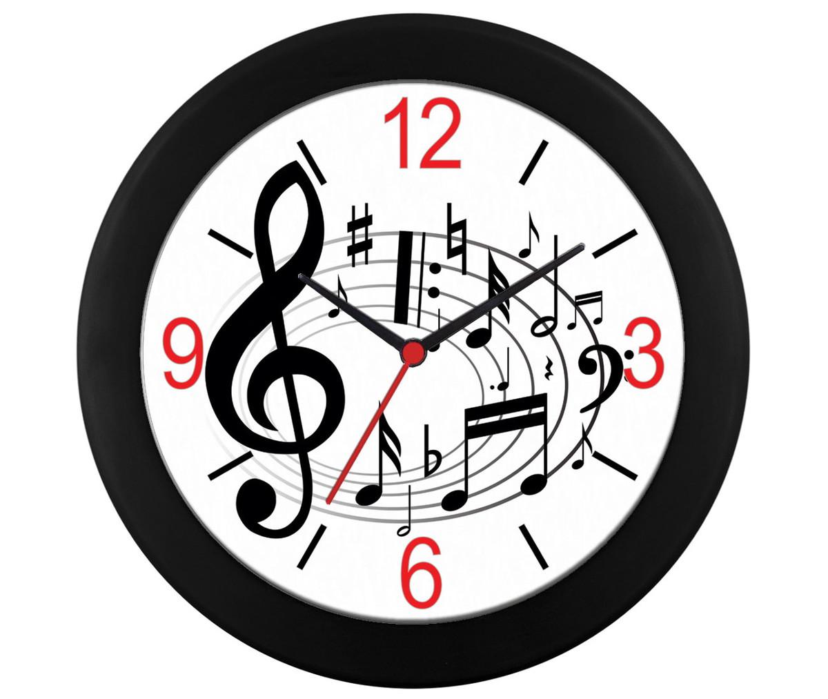 cdfc771aa58 Relógio parede musical no Elo7