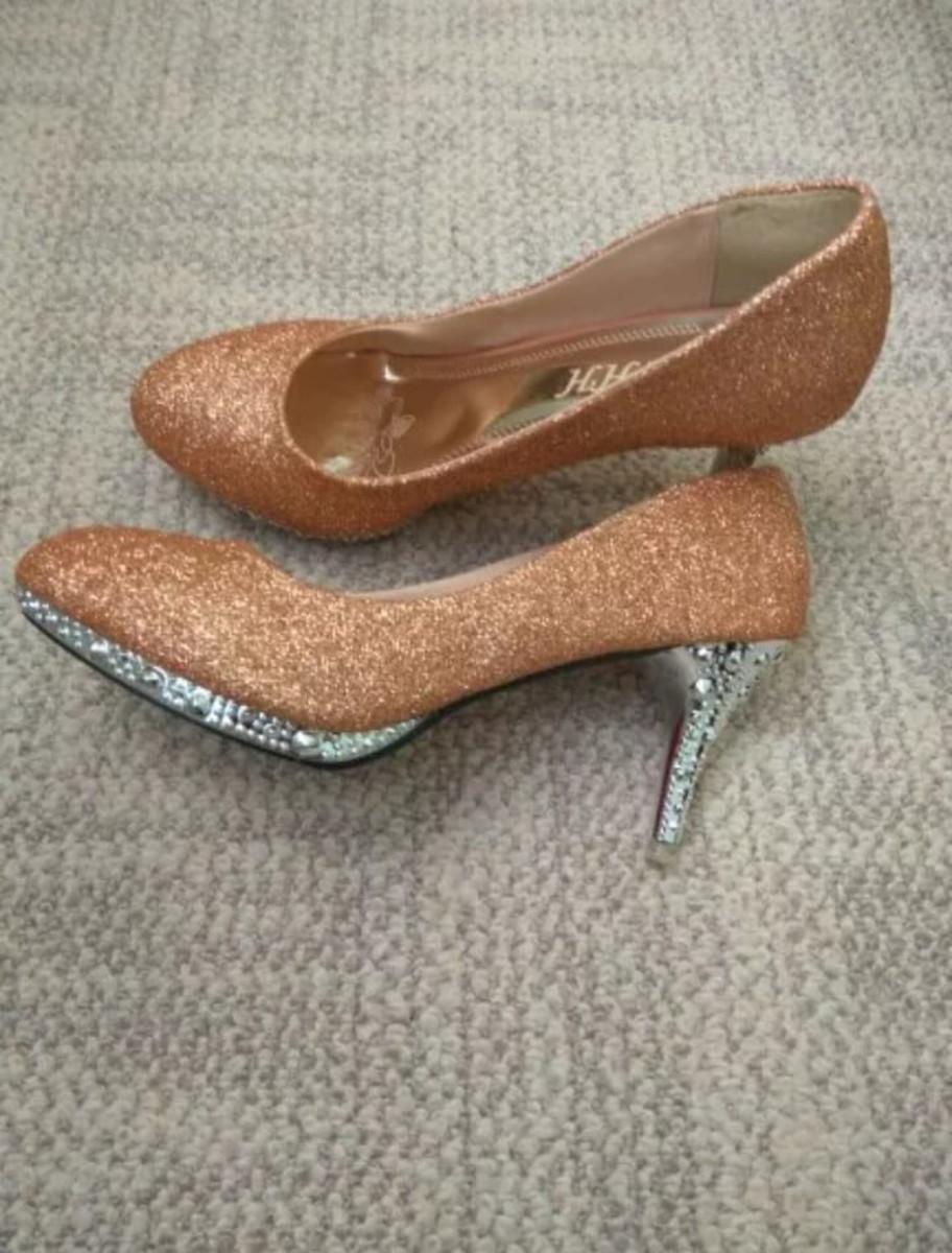 0c8cd94cd Sapato de Debutante e Noiva várias cores personalizado no Elo7 ...