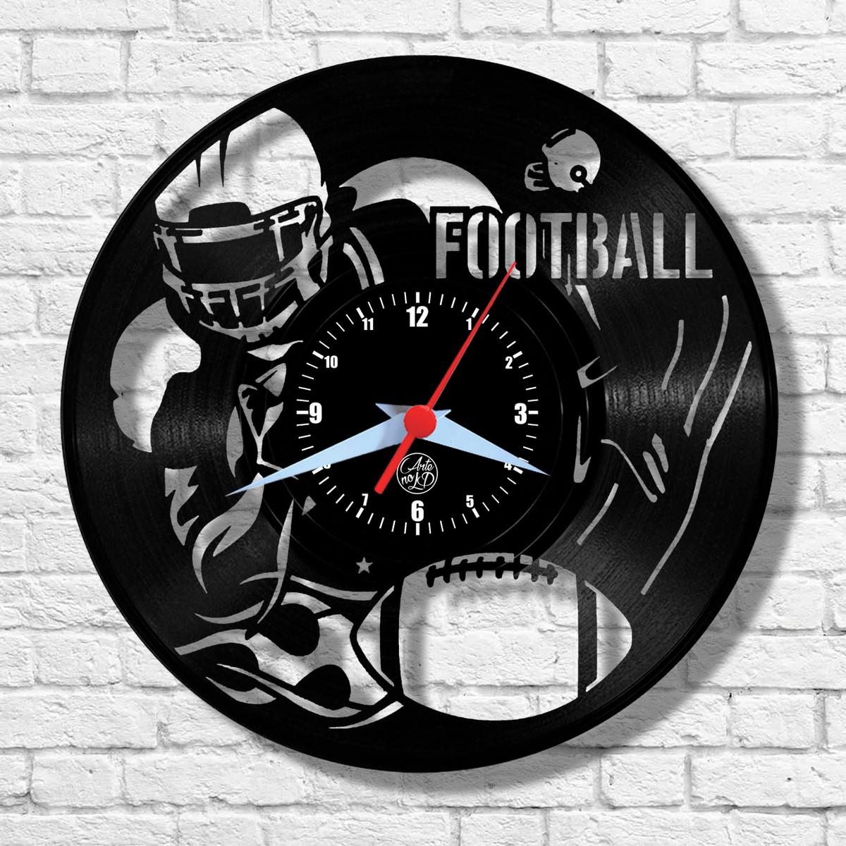 43d3f1fc6fc Futebol Americano - Relógio de Parede no Elo7
