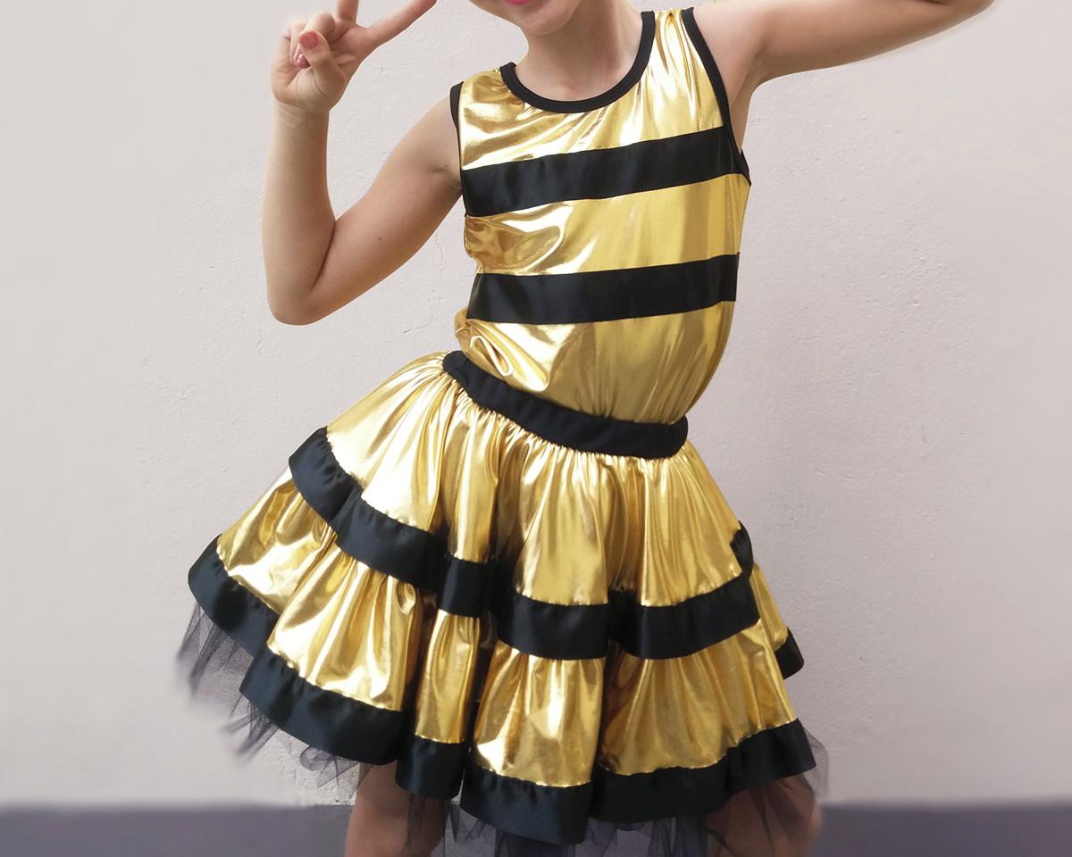 Fantasia Lol Queen Bee Juvenil No Elo7 Pano Papel E Ponto Fantasias E9ff61