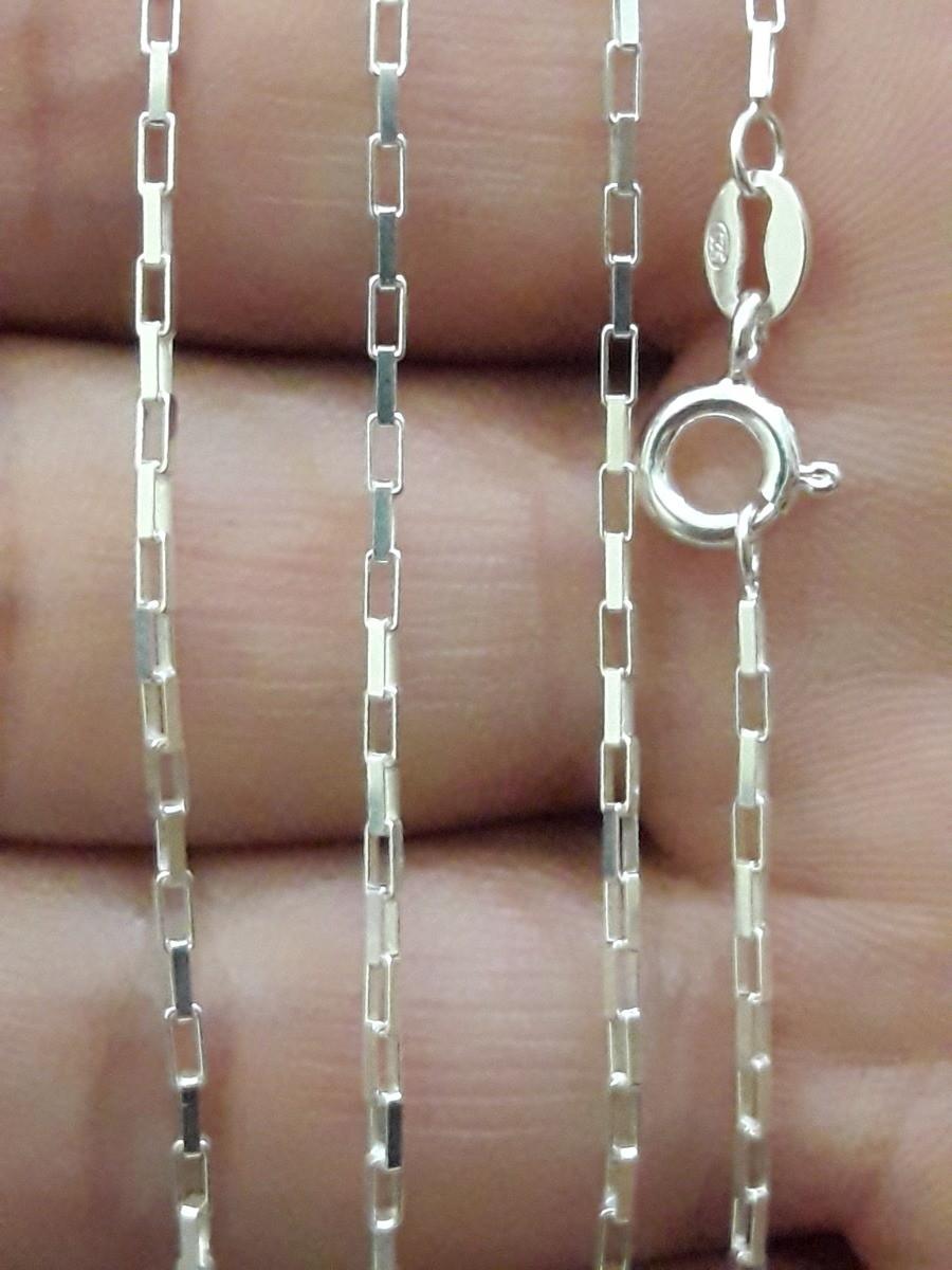 6a45d309350 Corrente em Prata Pura Cartier Masculina 80cm no Elo7