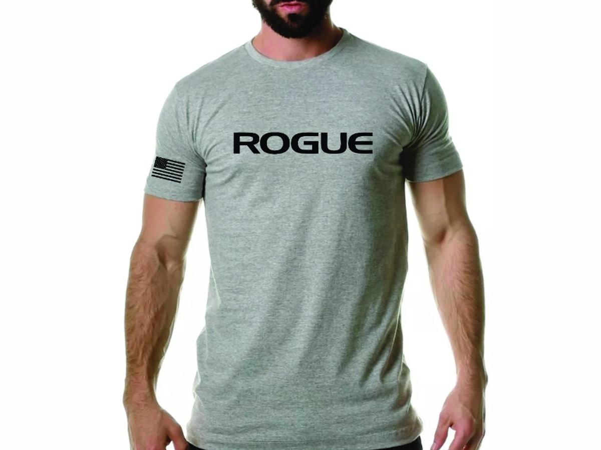 Camiseta Rogue Crossfit Para Academia no Elo7 - BODY ...