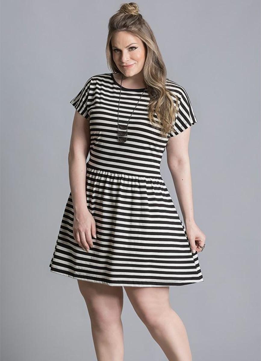 dc25ab6dc Vestido Plus Size Gordinhas no Elo7 | Lojas Bec (ED45A5)