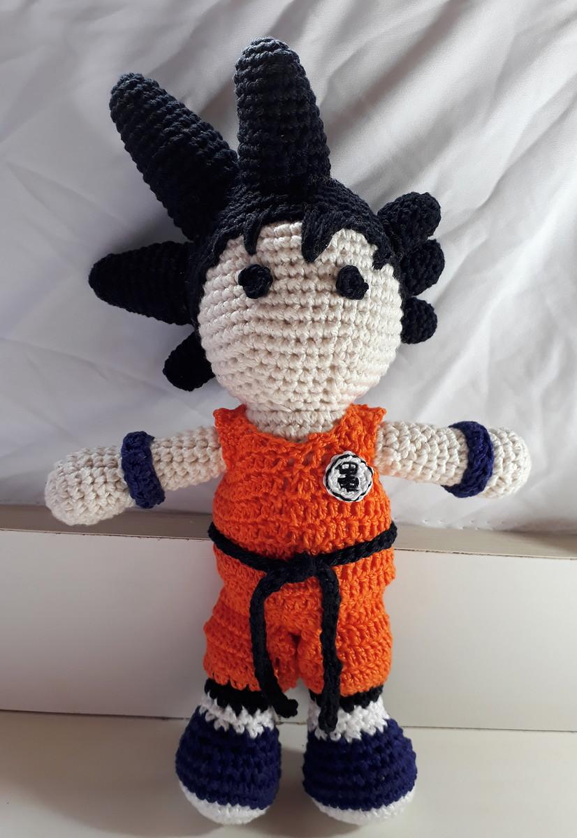 Dragon Ball Z Amigurumis | Crochet dragon, Crochet toys patterns ... | 1200x826